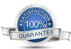 100% satisfaction guarantee; dry fog mold remedation