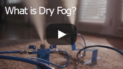 What is Dry Fog