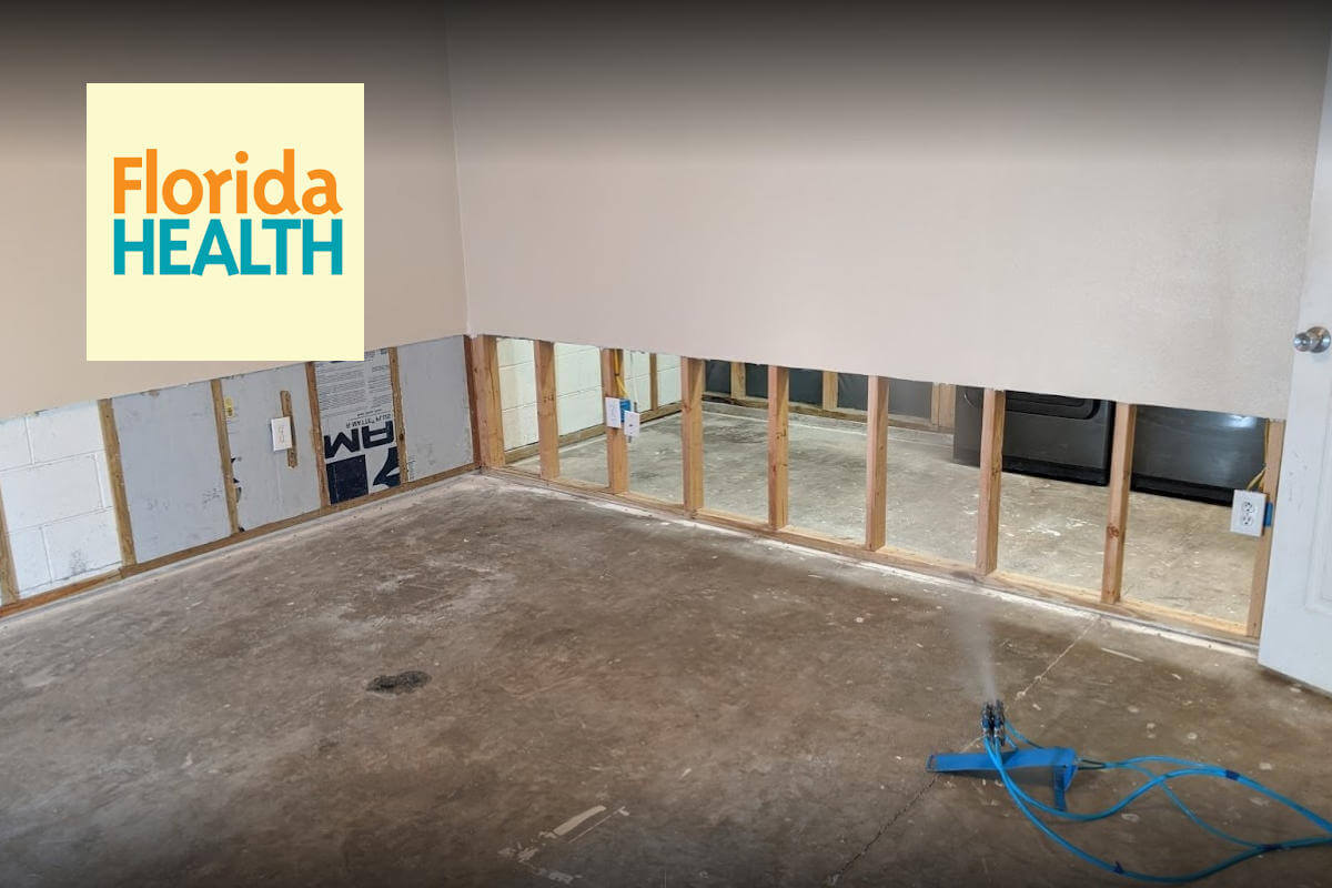 Mold Removal and Water Damage Restoration Orlando